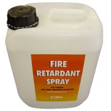 Fire Retardant Fabric Spray 1 x 5 Litre