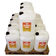 Fire Retardant Spray - 15 x 5 Litre Containers