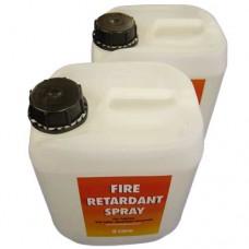 Fire Retardant Fabric Spray 2 x 5 litre container