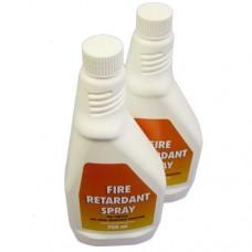 Fire Retardant Spray 750ml (2 Pack)