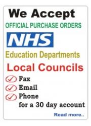 school purchase orders